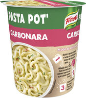 Knorr Pâtes Carbonara 71g - Product - fr