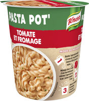 Knorr Pâtes Tomate et Fromage - Product - fr