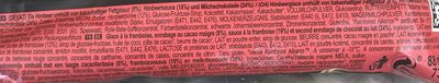 Double Raspberry - Ingrediënten - fr
