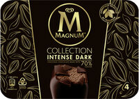 Magnum Glace Batonnet Intense Dark 4x100ml - Produkt - fr