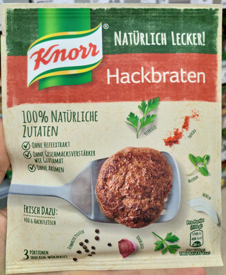 Hackbraten Fix - Product - de