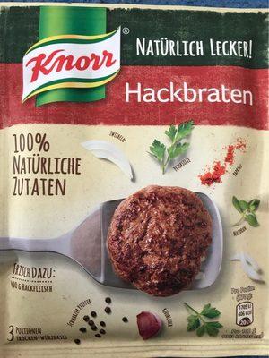 Hackbraten sauce - Product - en