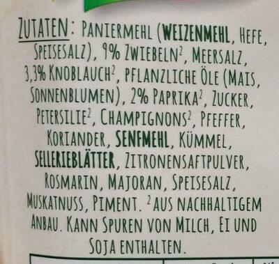 Hackbraten sauce - Ingredients - de