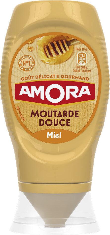Amora Moutarde Douce & Miel Flacon Souple - Prodotto - fr