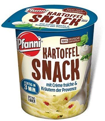 Kartoffel Snack Crème fraiche - Product - en