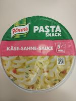 Pasta Snack Käse-Sahne-Sauce - Product - en