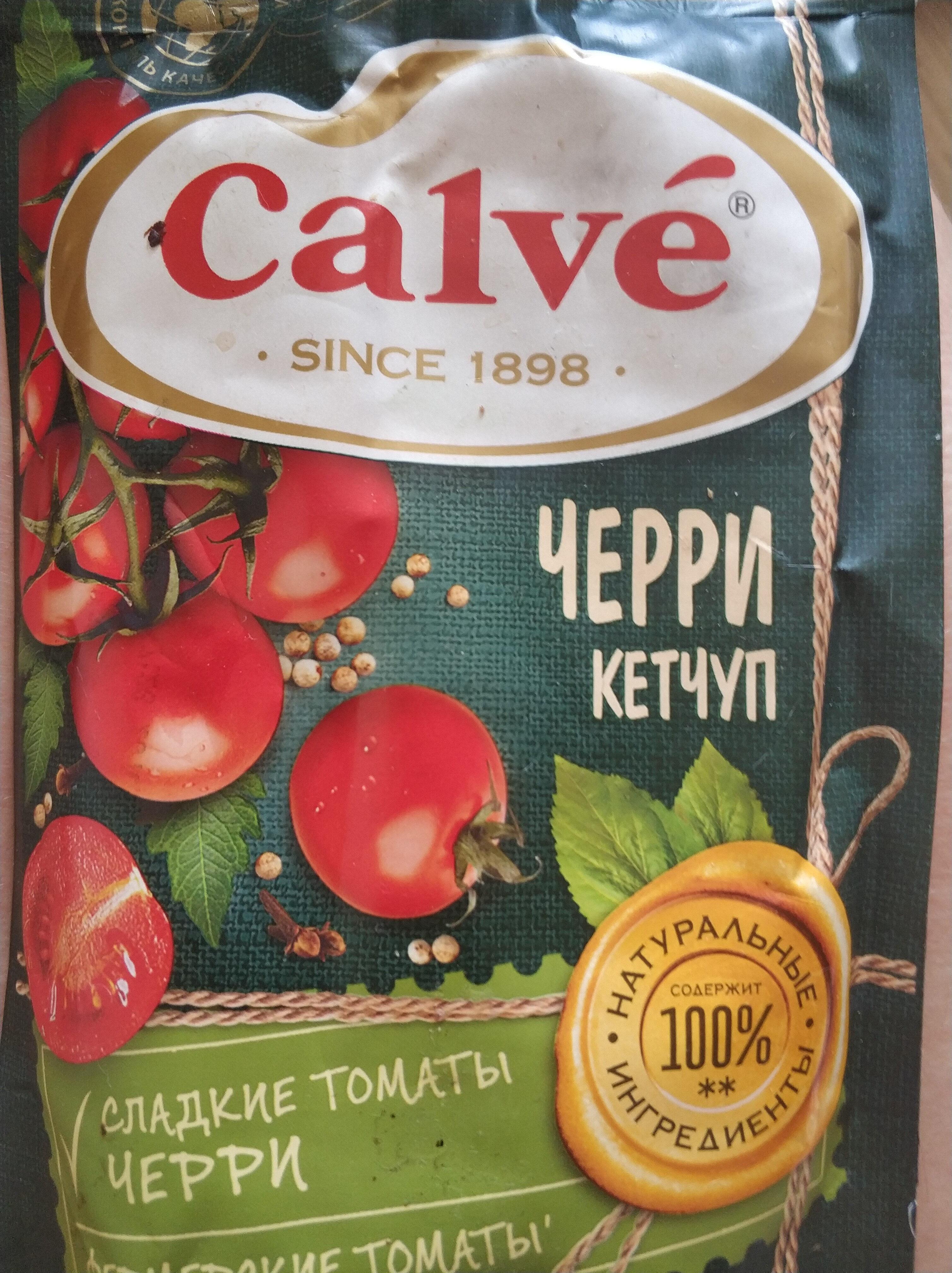 Кетчуп Черри - Product - ru