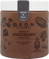 Grom Crème Glacée Pot Chocolat Noir 460ml - Product - fr