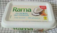 Rama mit Kokos- und Mandelöl - Product - de