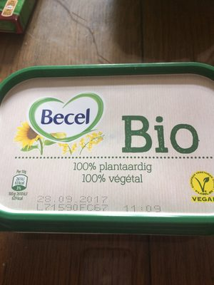 Becel Bio - Ingredients