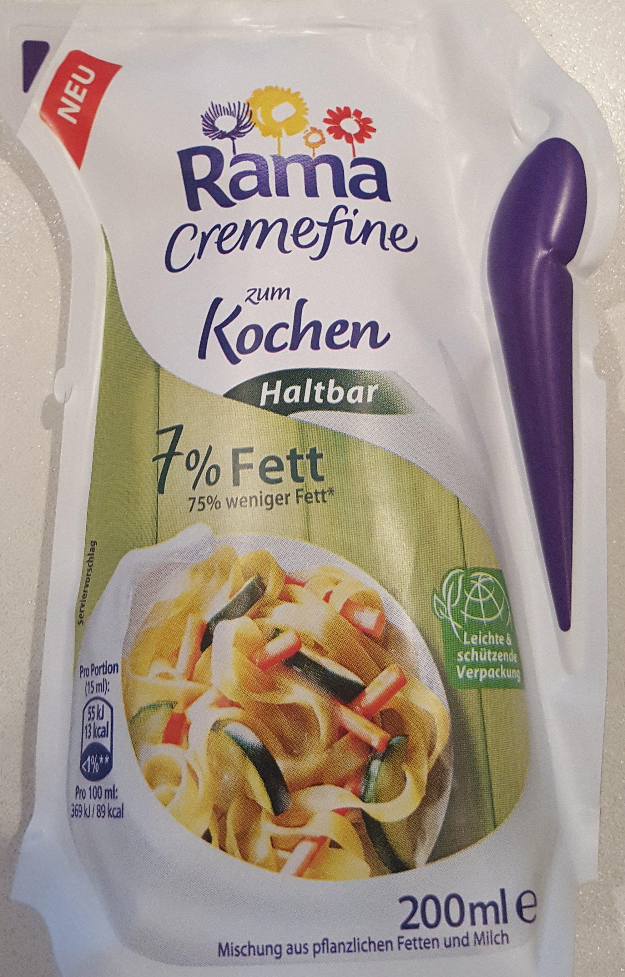 Cremefine - Produkt