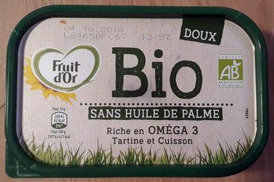 Bio doux, sans huile de palme - Product