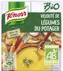 Knorr Velouté Bio Légumes du Potager à la Crème Fraîche 30cl - Product