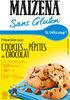 Maizena Sans Gluten Préparation Cookies Pépites Chocolat 180g - Product