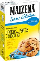 Préparation Cookies Pépites Chocolat - Product - fr