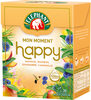 Elephant Mon Moment Happy Infusion Mangue Rooibos Gingembre Camomille 25 Sachets - Produit