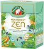 Elephant Mon Moment Zen Infusion Parfum Lavande Fleur d'Oranger Menthe Orange 25 Sachets - Produit
