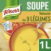 Knorr Velouté de 9 Légumes - Prodotto
