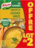 Knorr Les Classiques Soupe Liquide Mouliné de Légumes Variés 2x1l - Product