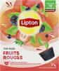 Lipton Thé Noir Fruits Rouges 12 Capsules - Produit