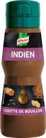 Knorr Goutte de Bouillon Assaisonnement Liquide Saveur Indien 150 ml - Product