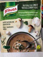 Soupe aux champignons - Produit - fr