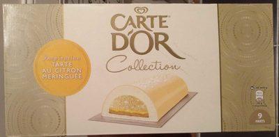 Inspiration Tarte au Citron Meringué - Produit