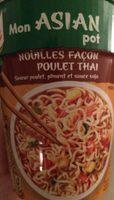 Mon asian pot nouilles facon poulet thaï - Product