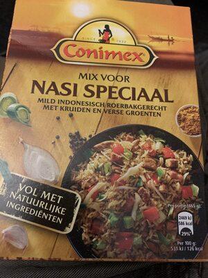 Conimex mix voor nasi special - Produkt - en