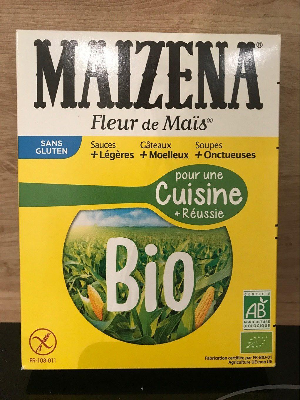 Fleur De Mais Bio Maizena 200g