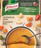 Potage de légumes - Product