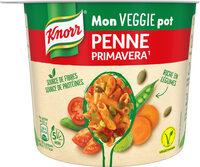 Knorr Plat Préparé Déshydraté Pâtes Penne à la Primavera Végétarien - Product - fr