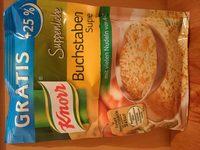 Buchstabensuppe - Produkt - de