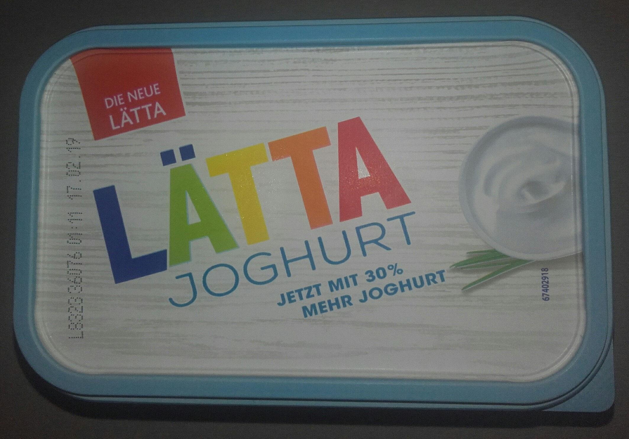 Lätta Joghurt - Prodotto - de