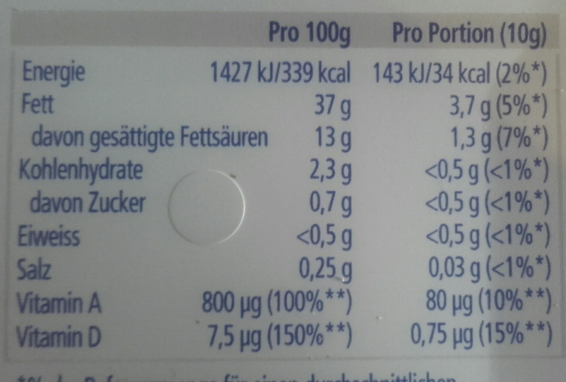 Lätta Joghurt - Valori nutrizionali - de