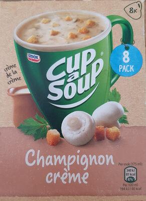 Cup a Soup Champignon crème - Produit - nl