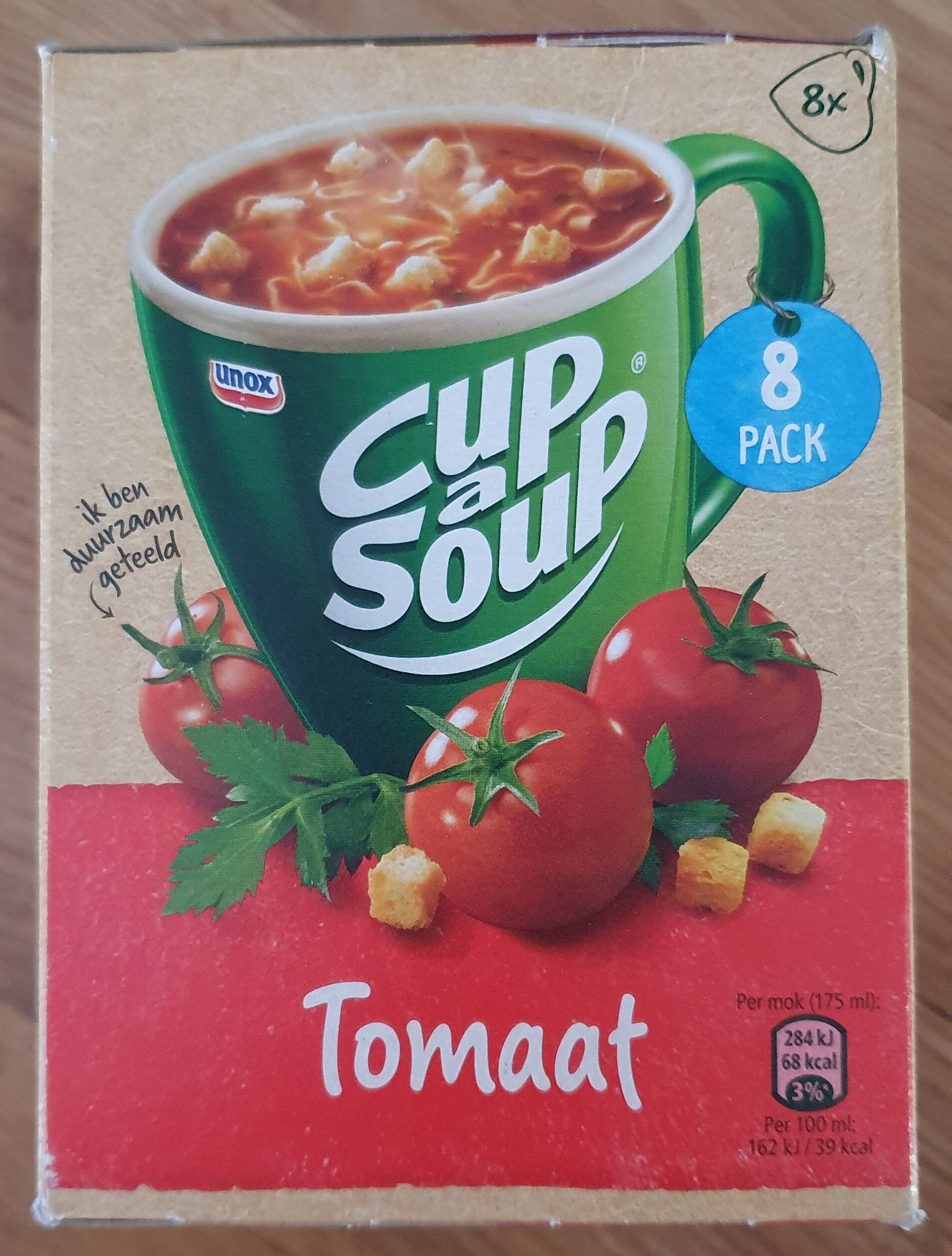 Cup a Soup Tomaat - Product - nl