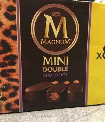 Mini double Chocolate - Product