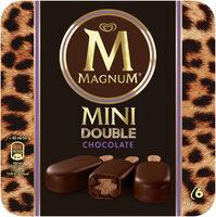 Mini Batonnet Glace Double Chocolat x6 360ml - Producte - fr