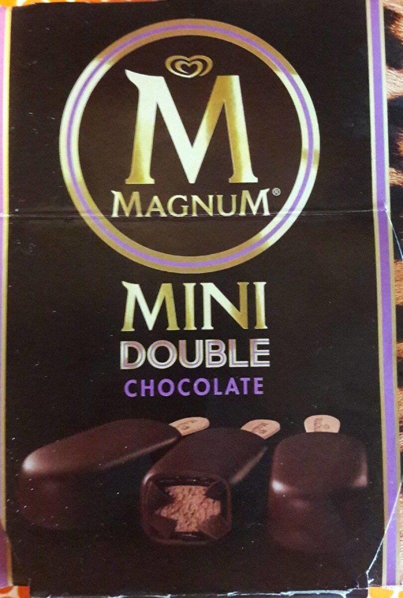 Mini double chocolat - Produkt