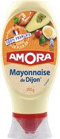 Amora Mayonnaise Dijon Nature Œufs Français Flacon Souple - Product - fr