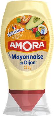 Amora Mayonnaise Dijon Nature Œufs Français Flacon Souple - Prodotto - fr