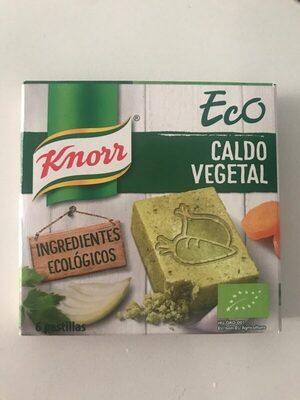 Eco caldo vegetal
