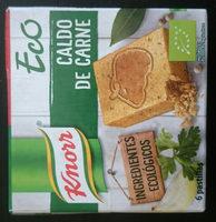 Caldo de carne Eco - Producto