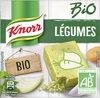 Knorr Bouillon Bio Saveur Légumes 6 Cubes - Product