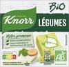 Knorr Bouillon Bio Saveur Légumes 6 Cubes - Prodotto