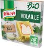 Knorr Bouillon de Poule Bio 6 Cubes - Product