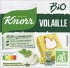 Knorr Bouillon de Poule Bio 6 Cubes - Produit