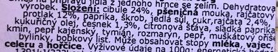 Chlopski garnek - Ingrédients - cs