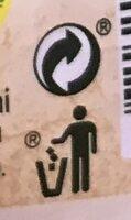 Chlopski garnek - Instruction de recyclage et/ou informations d'emballage - cs
